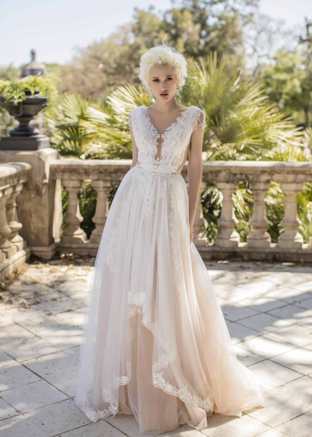 Свадебное платье «Magnolia»
