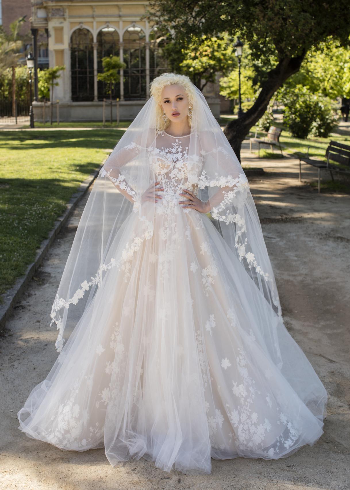 Свадебное платье «Mallow»
