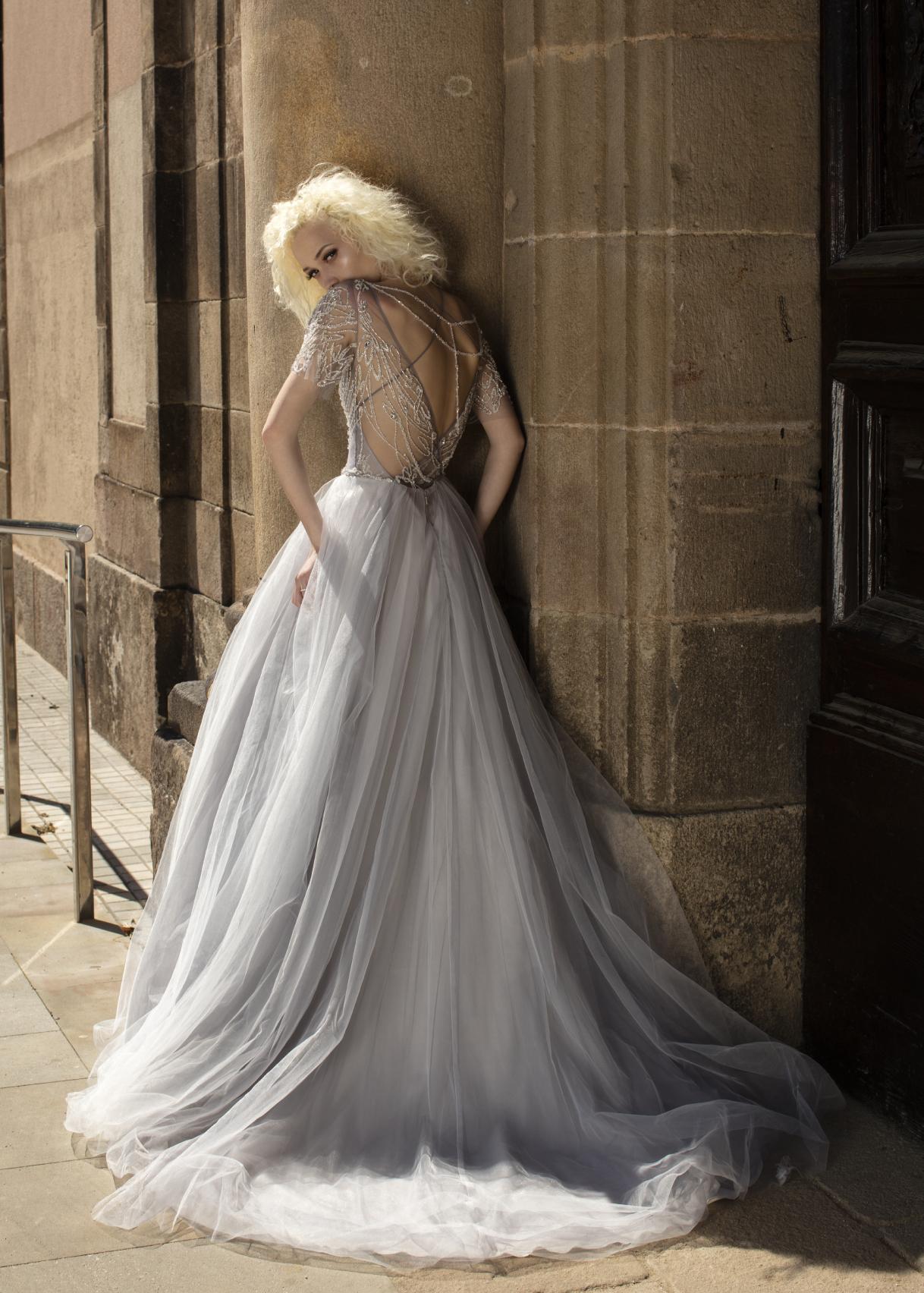 Свадебное платье «Sea Lavender»