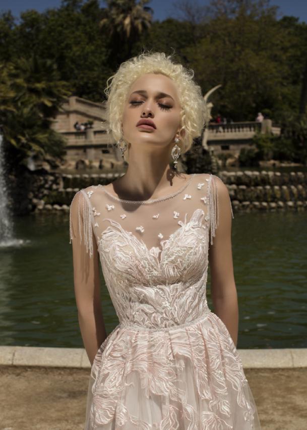 Свадебное платье «Lunaria»