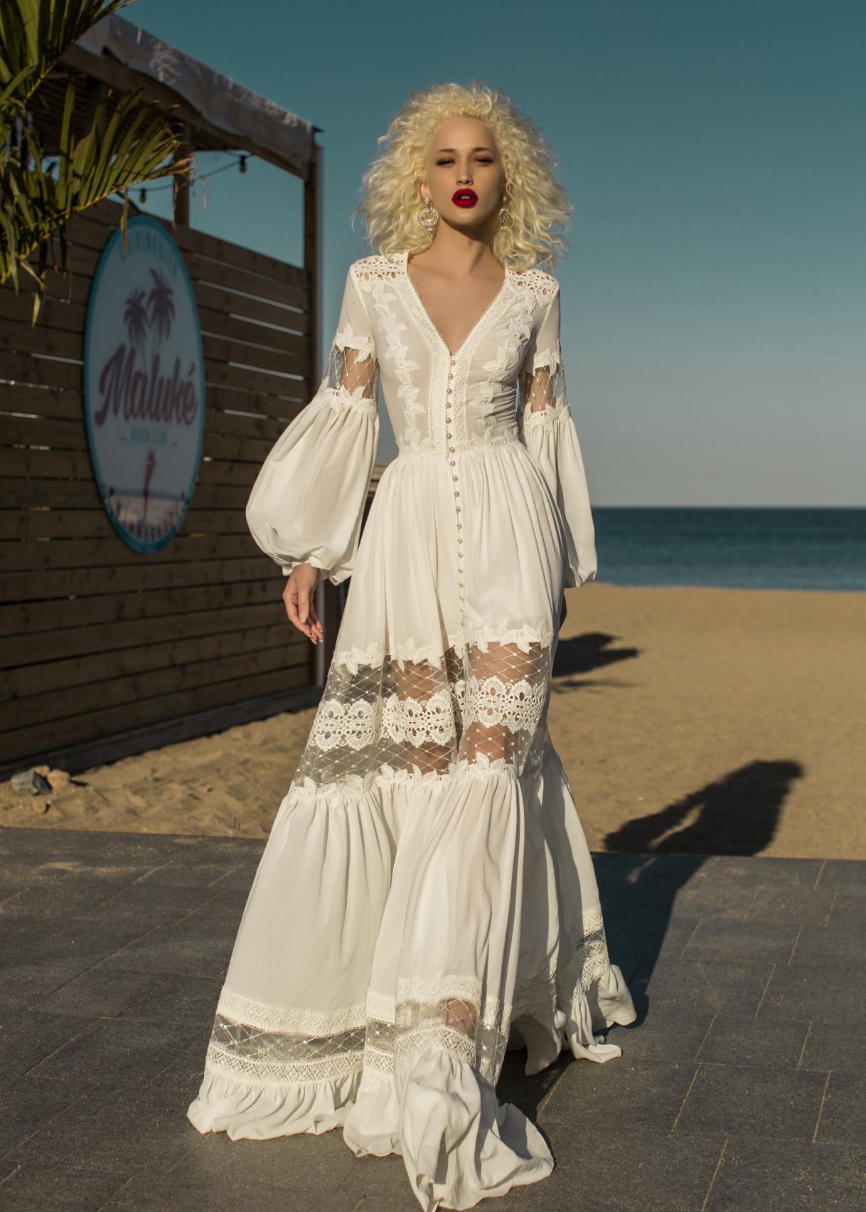 Свадебное платье «Hyacinth»