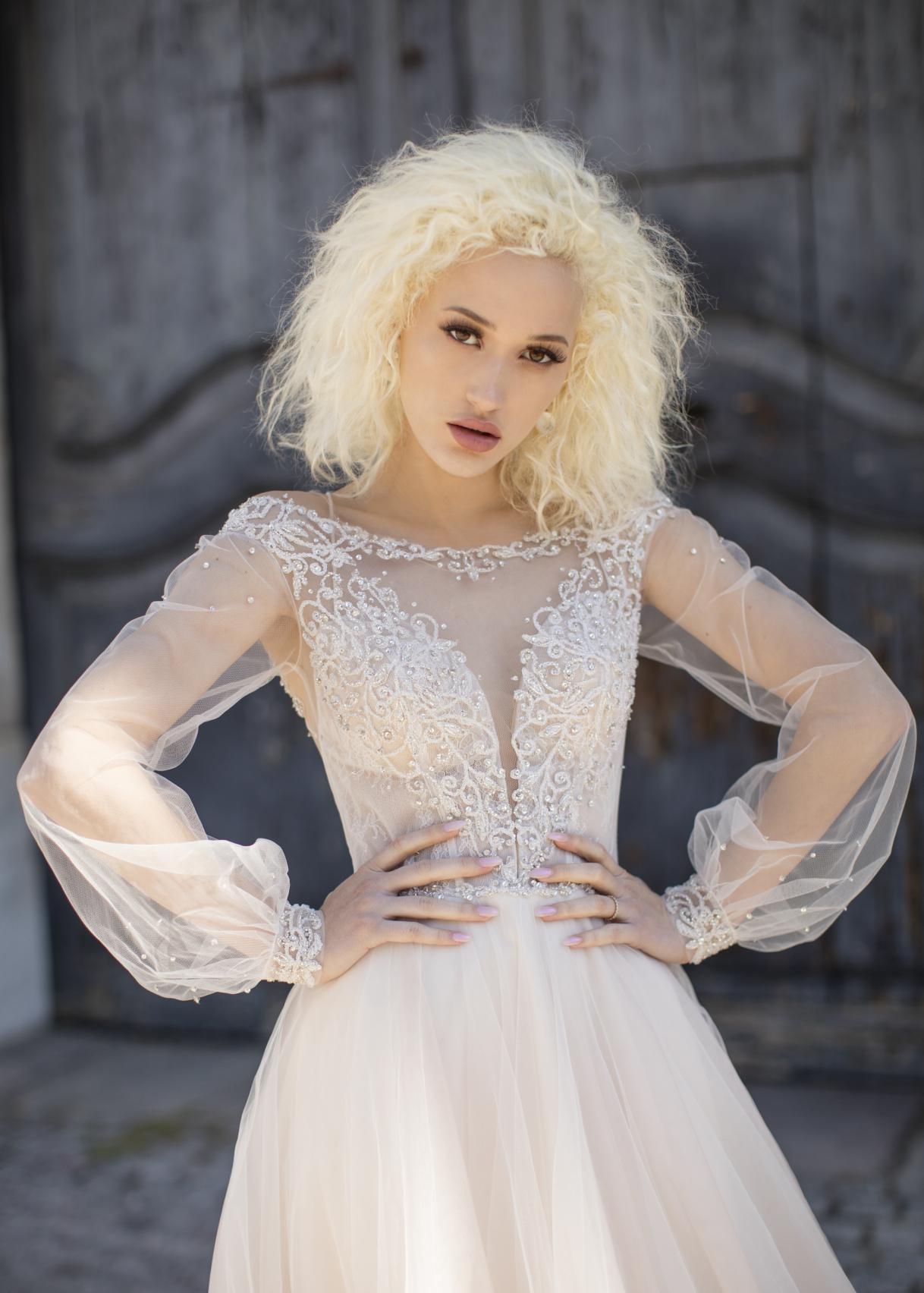 Свадебное платье «Primula»