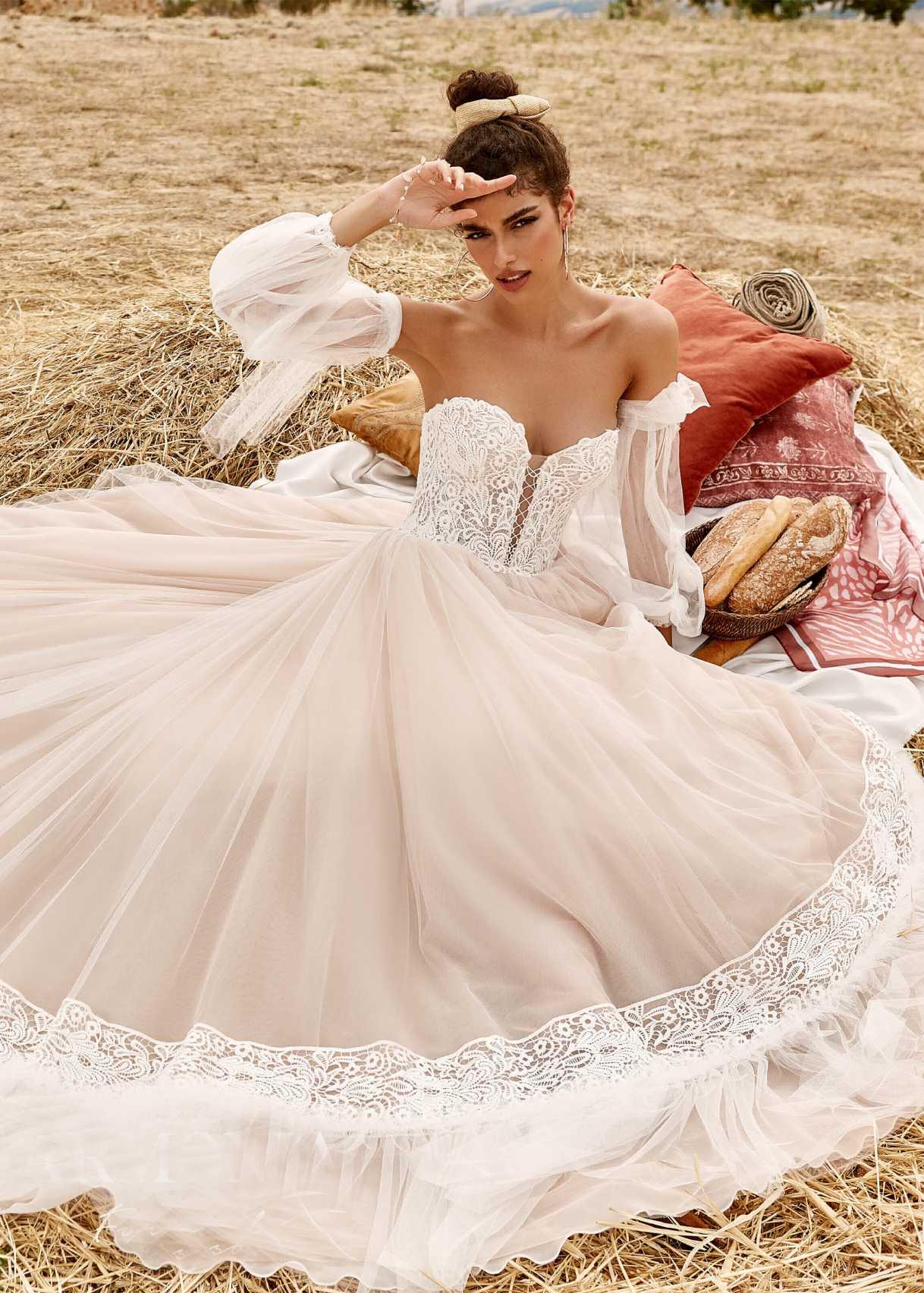 Свадебное платье «Aroma»