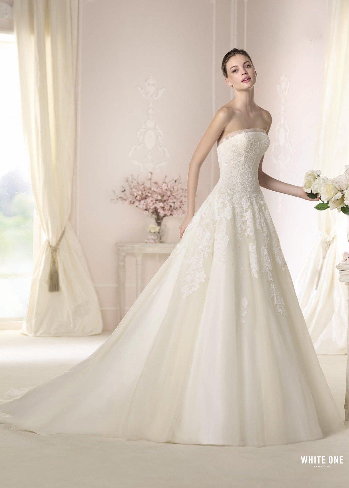 Свадебное платье «Danit»
