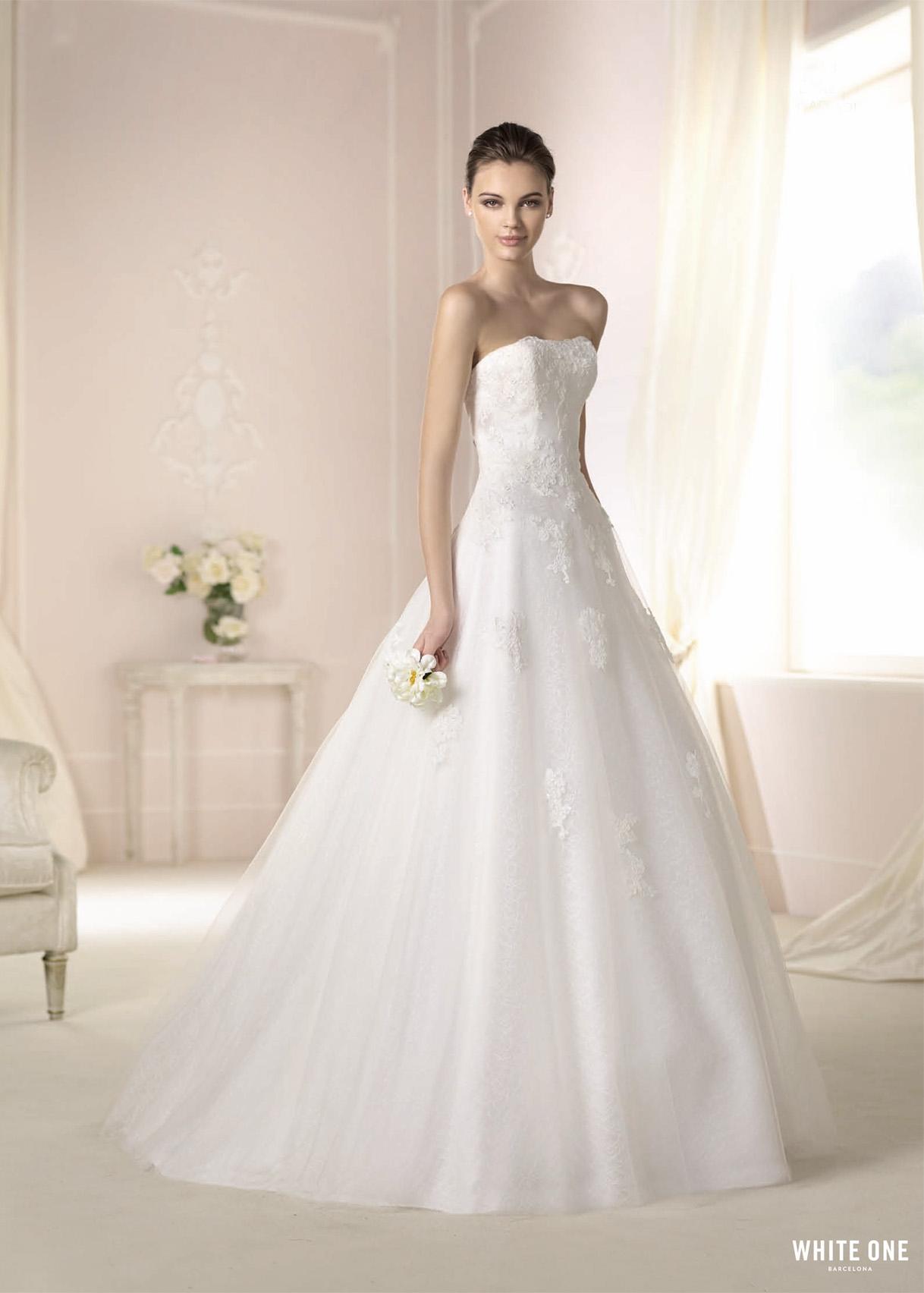 Свадебное платье «Danladi»