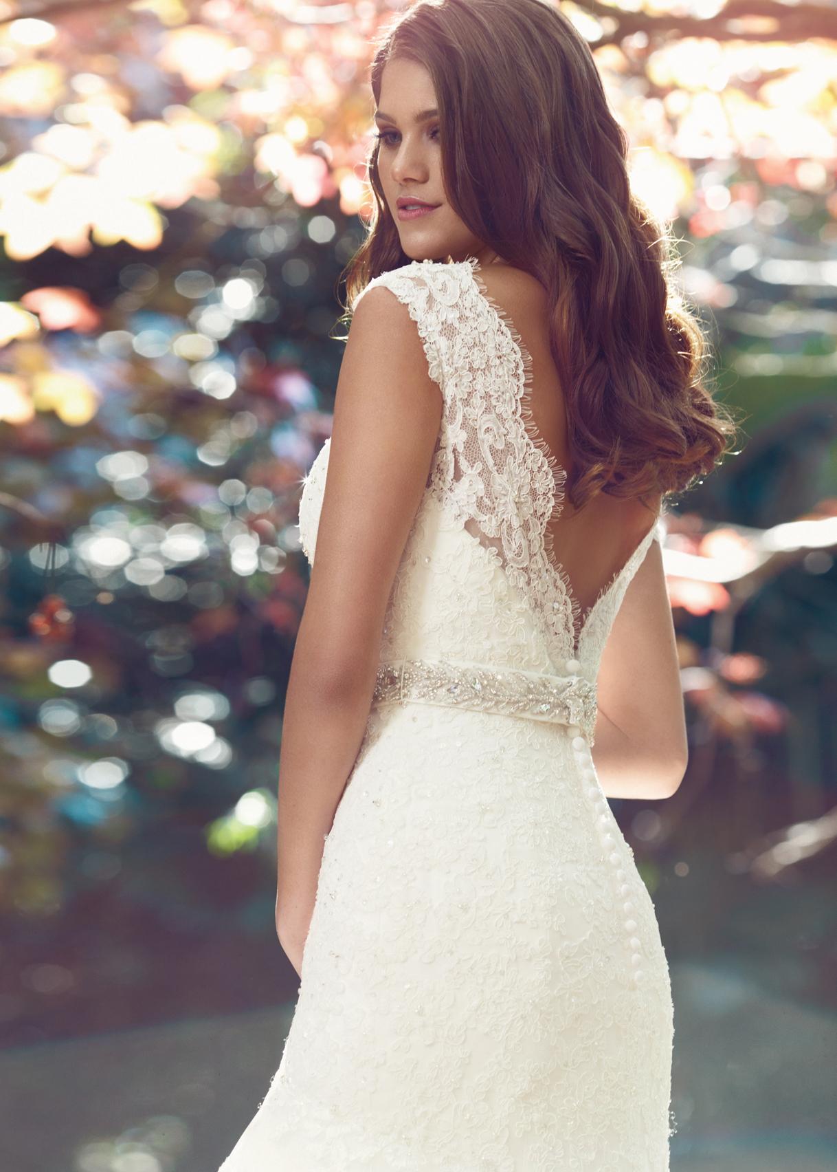 Свадебное платье «Becca»