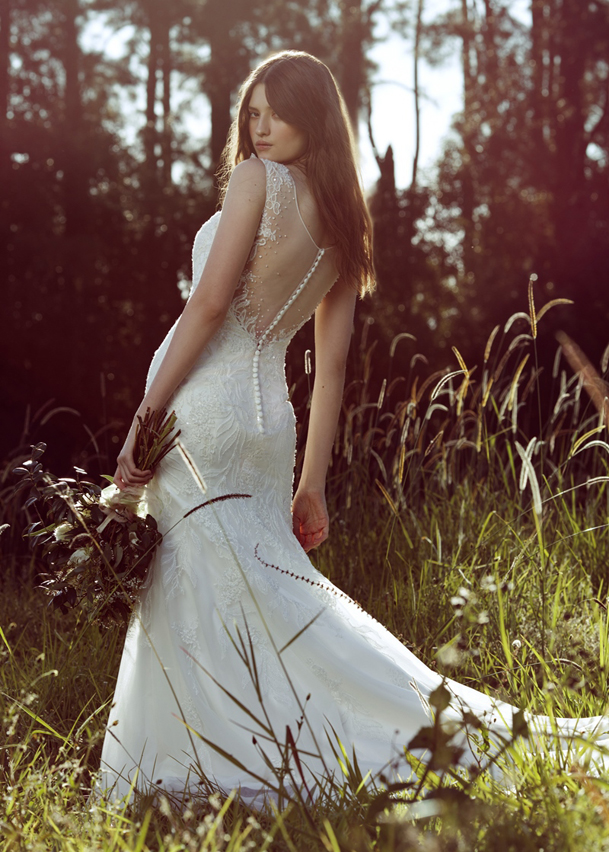 Свадебное платье «Corazon»