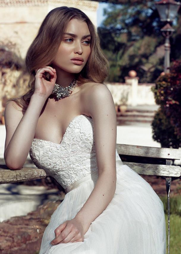 Свадебное платье «Chanel»