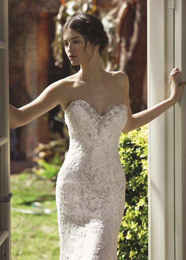 Свадебное платье «Cora»