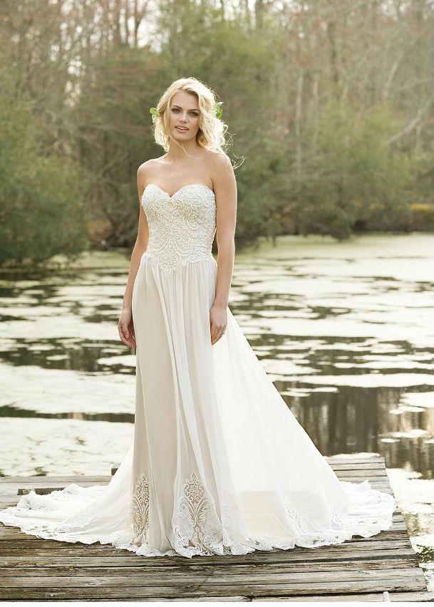 Свадебное платье «Annabelle»