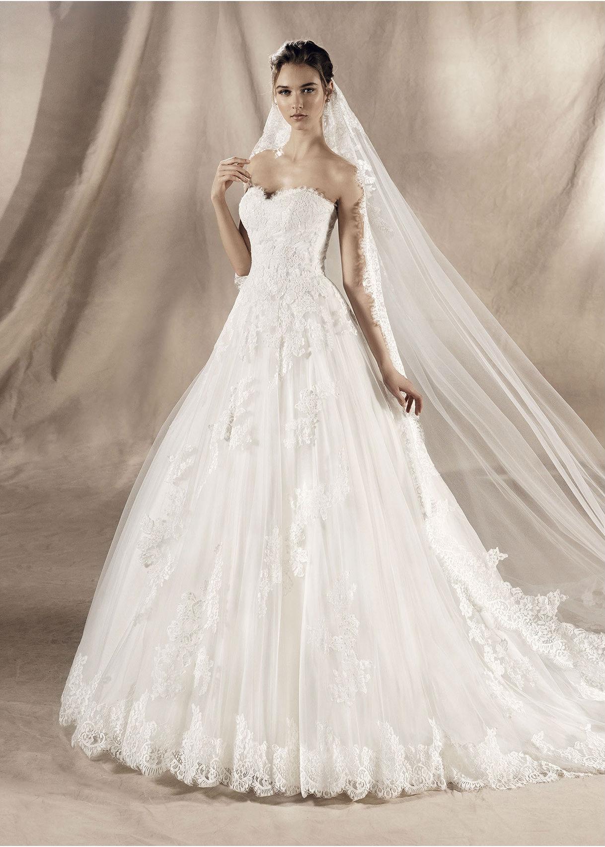 Свадебное платье «Yadir»