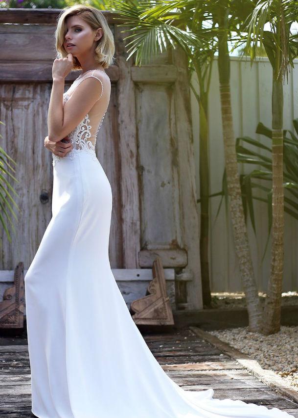 Свадебное платье Sabrina