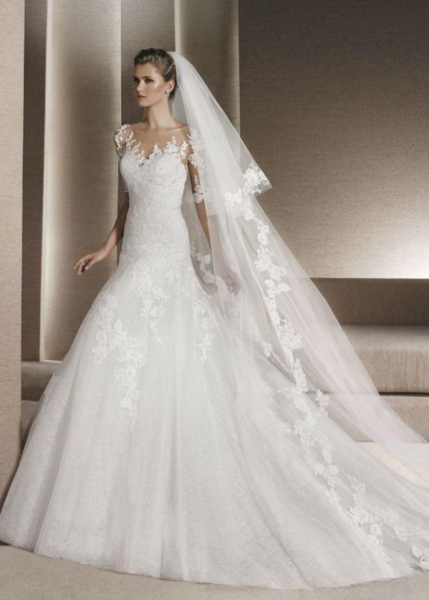 Свадебное платье «Ronela»