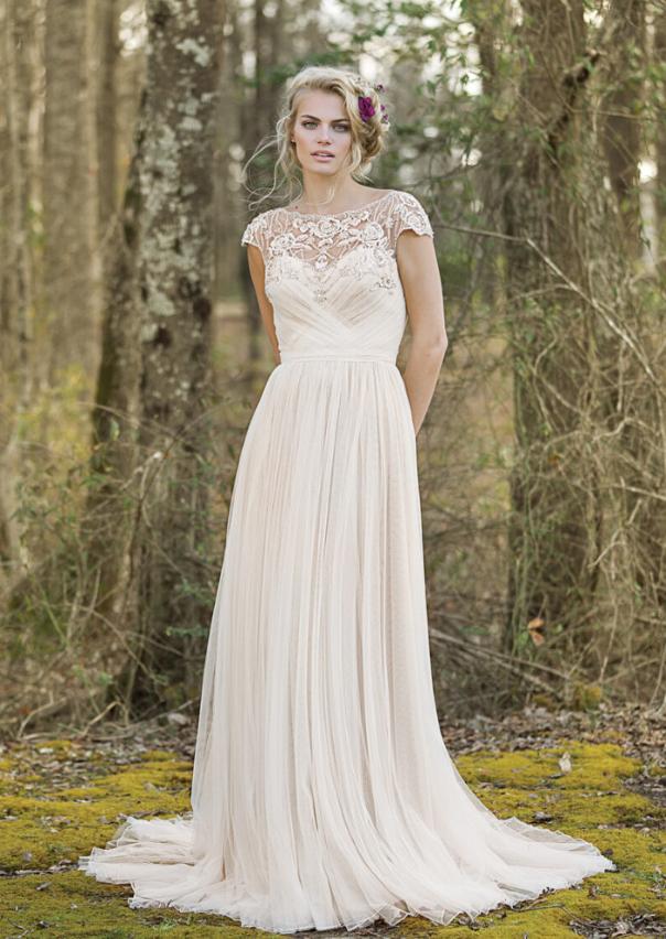 Свадебное платье «Aline»