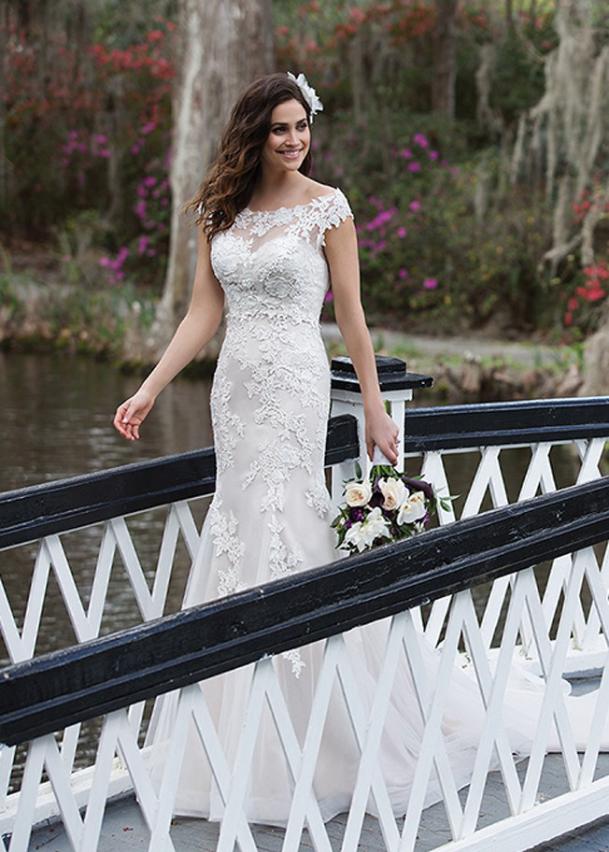 Свадебное платье «Allure»