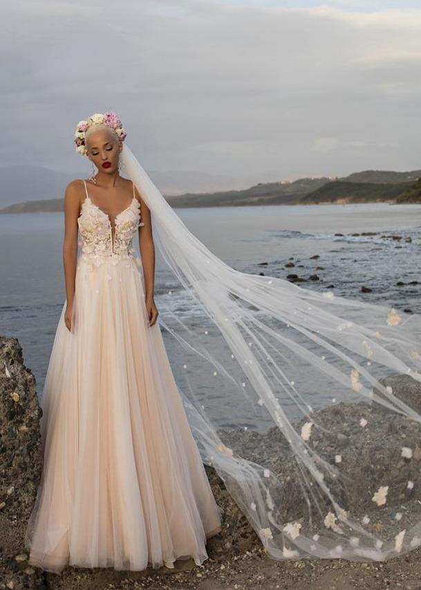 Свадебная фата Azalea