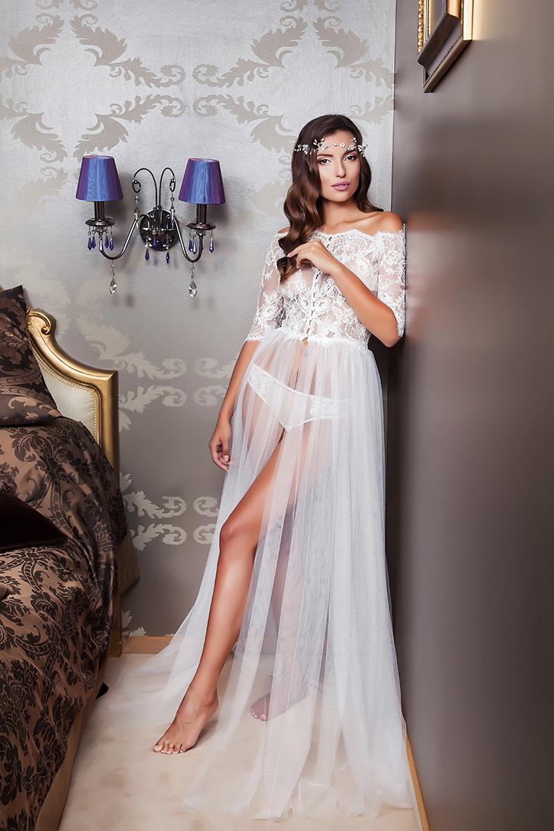 Будуарное платье  Edi