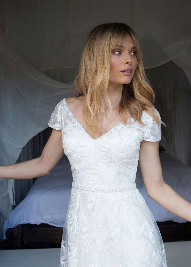 Свадебное платье Shelby