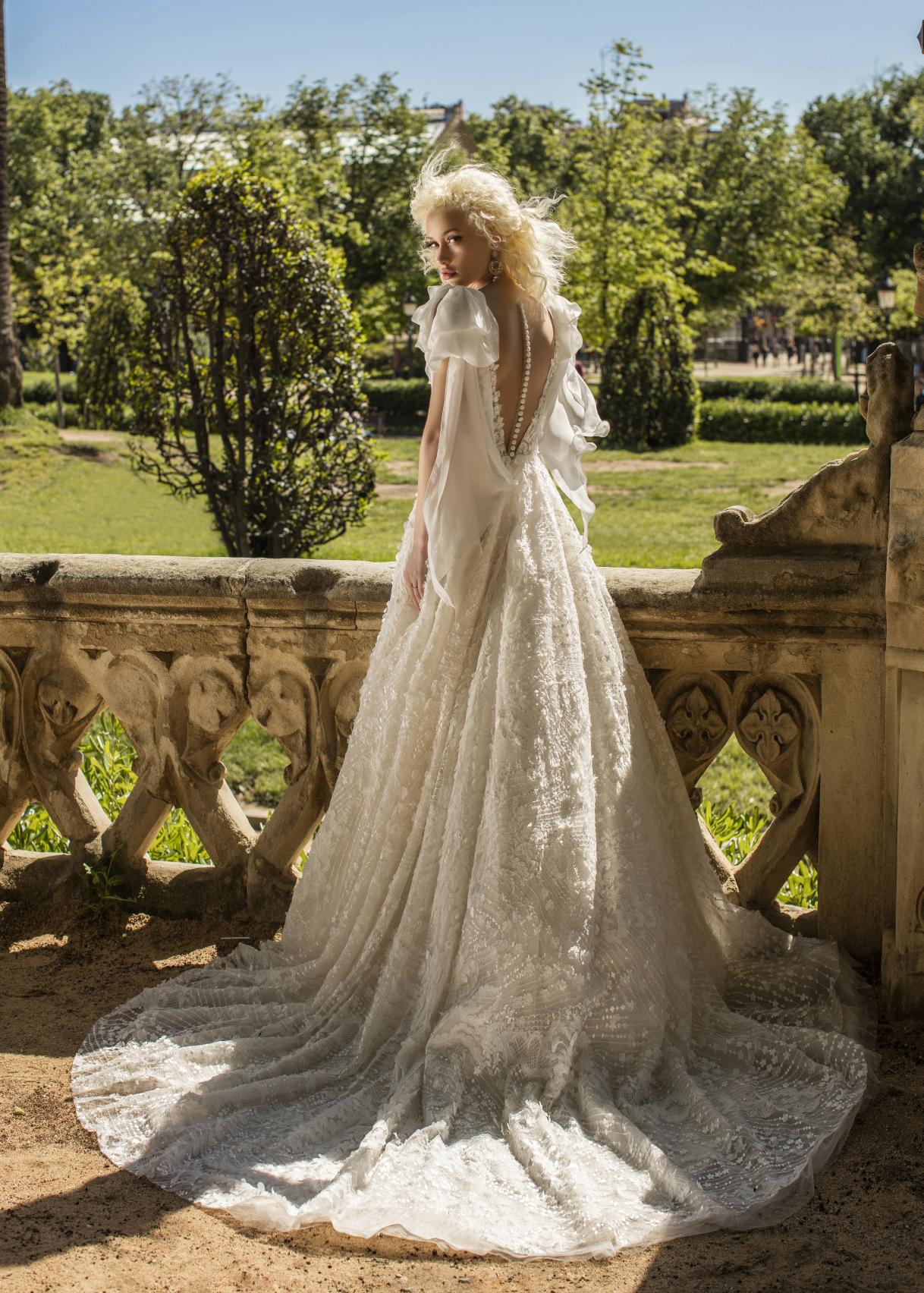 Свадебное платье «Oleander»
