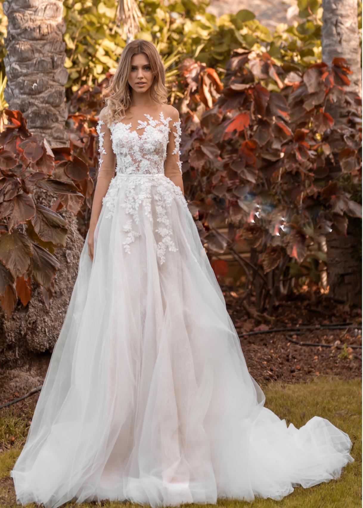 Свадебное платье «Autumn»