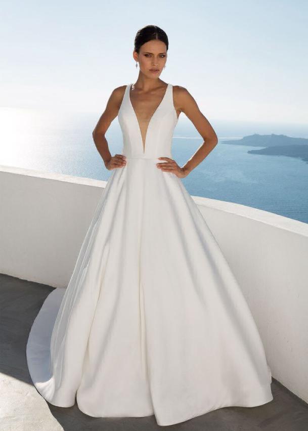 Свадебное платье «Winter»