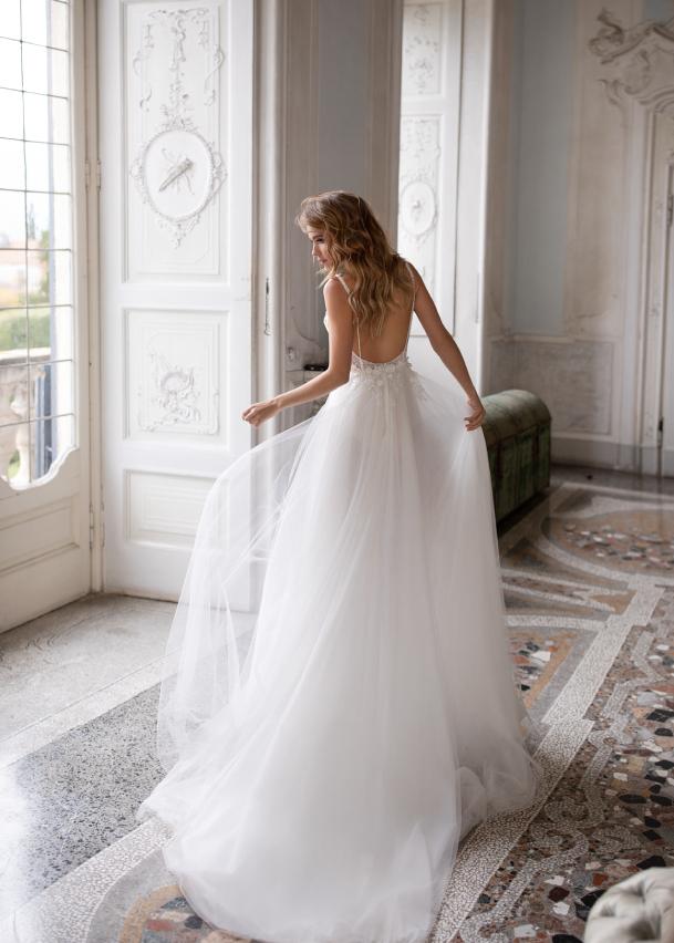 Свадебное платье «Freya»