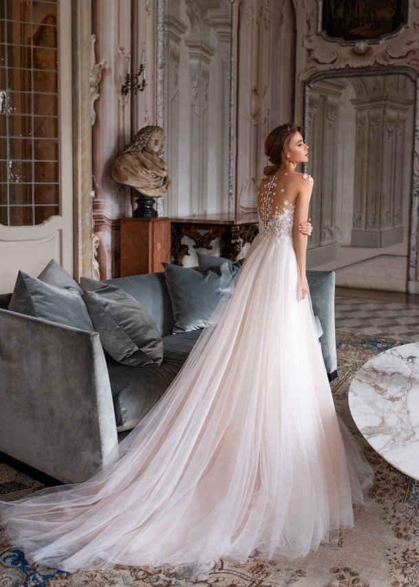 Свадебное платье «Daisy»