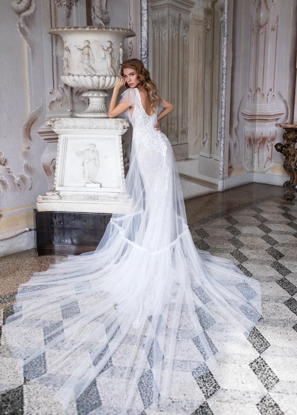 Свадебное платье «Tiffani»