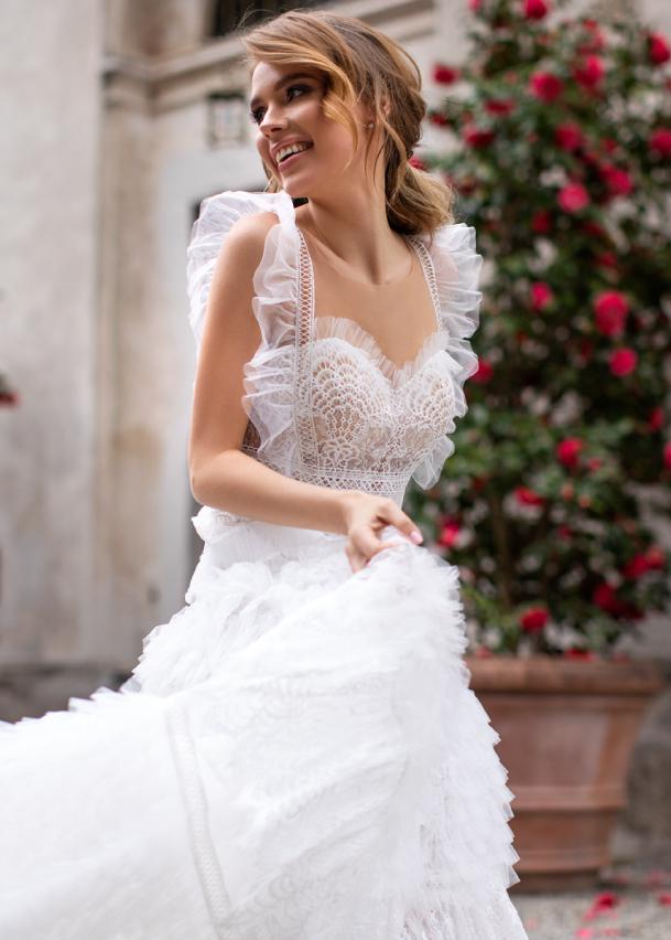 Свадебное платье «Rosa»