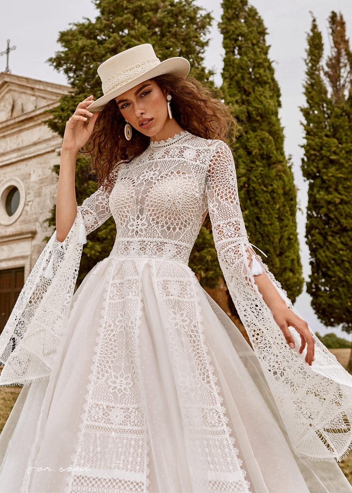 Свадебное платье «Inspiration»